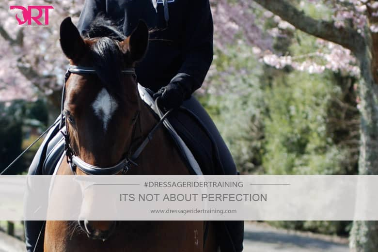 Its not about perfection